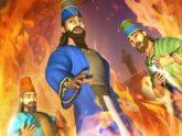 Суперкнига 203 — Огненная печь