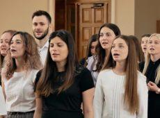 Молодежный хор — Я верую