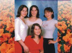 Сестры Завацкие. Альбом: Воспою любовь Христа (2003)