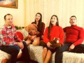 Семья Кирнев — День Христова Рождества